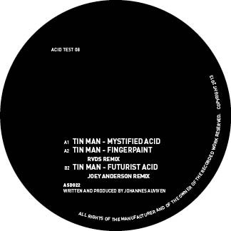 Tin Man/ACID TEST 08 12""