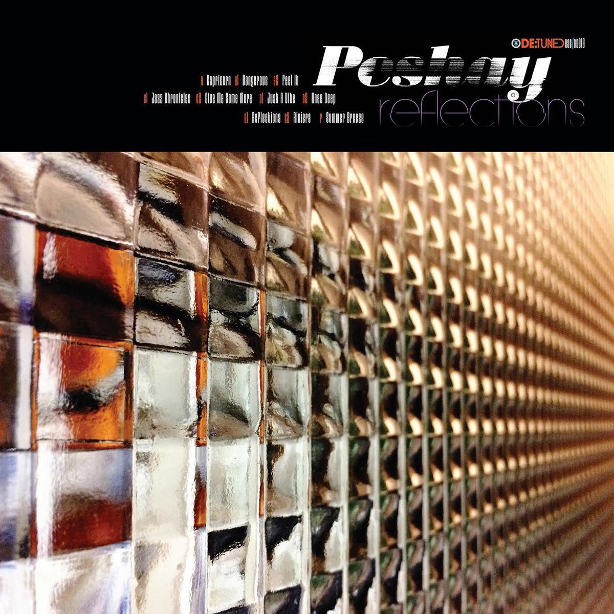 Peshay/REFLECTIONS 3LP
