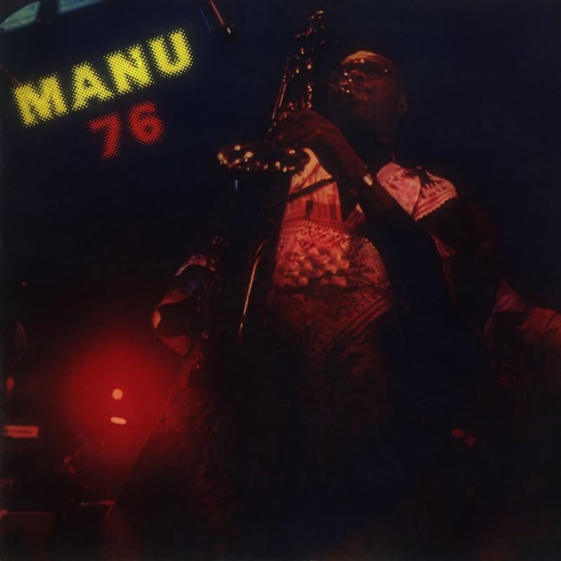 Manu Dibango/MANU 76 CD
