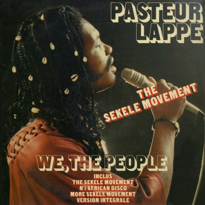 Pasteur Lappe/WE, THE PEOPLE LP
