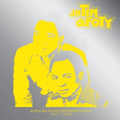 J.M. Tim & Foty/AFRICAN FUNK '77-'79 LP