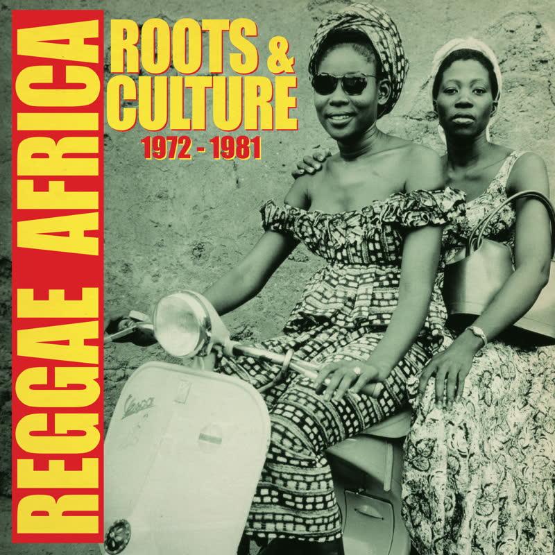 Various/REGGAE AFRICA (1972-1981) LP