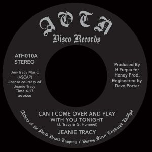 Jeanie Tracy/CAN I COME OVER... 7""