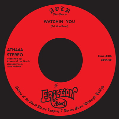 Friction Band/WATCHIN' YOU 7""