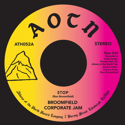 Broomfield Corporate Jam/STOP 7""