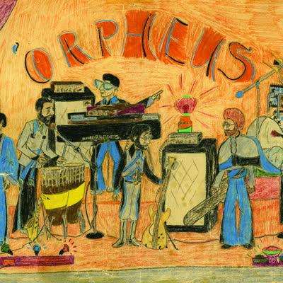 """Orpheus/BEAUTIFUL LADY 7"""""""