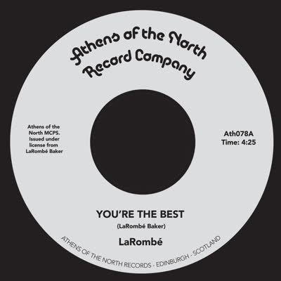 LaRombe/YOU'RE THE BEST 7""