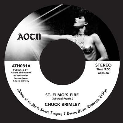 "Chuck Brimley/ST. ELMO'S FIRE 7"""