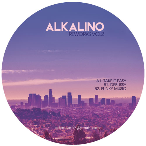 Alkalino/REWORKS VOL. 2 12""