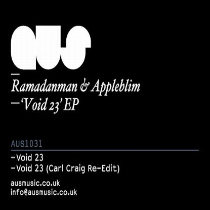 Ramadanman & Appleblim/VOID 23 12""