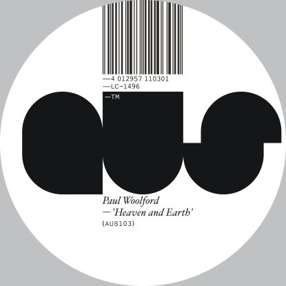 Paul Woolford/HEAVEN AND EARTH 12""