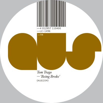 Tom Trago/BEING BROKE 12""