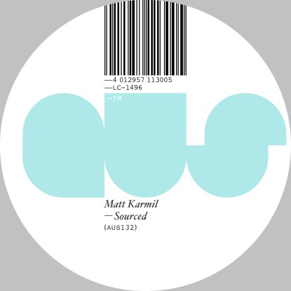 Matt Karmil/SOURCED EP 12""
