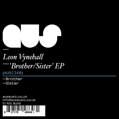 Leon Vynehall/BROTHER-SISTER 12""