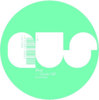 "Bicep/CIRCLES EP 12"""