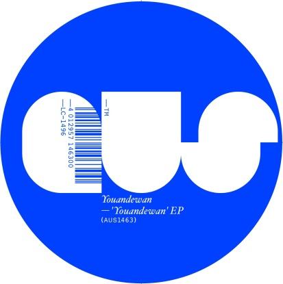 """Youandewan/YOUANDEWAN EP(ANDRES RMX) 12"""""""