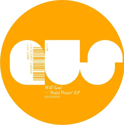 Will Saul/PEDAL POWER EP 12""