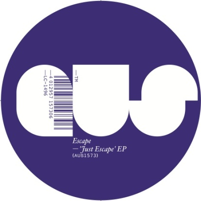 Escape/JUST ESCAPE REMIXES 12""