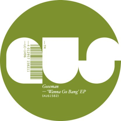 Geeeman/WANNA GO BANG REMIXES 12""