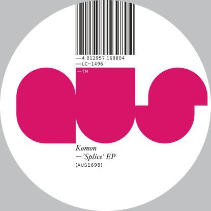 """Komon/SPLICE EP 12"""""""
