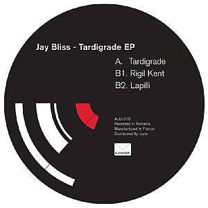 Jay Bliss/TARDIGRADE EP 12""