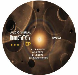 "HM505/HM505 EP 12"""