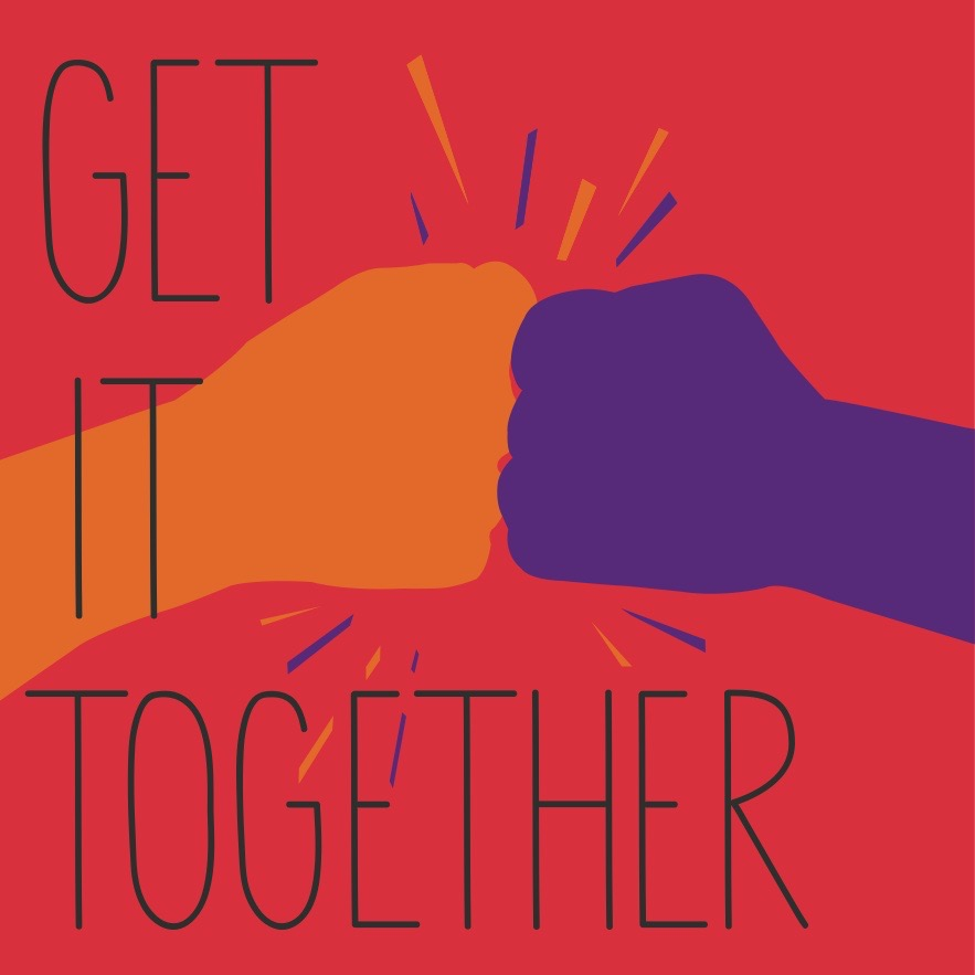Al Zanders & Sheyi/GET IT TOGETHER 12""