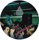AZ & JVXTA/LOVE SENSATIONS EP 12""