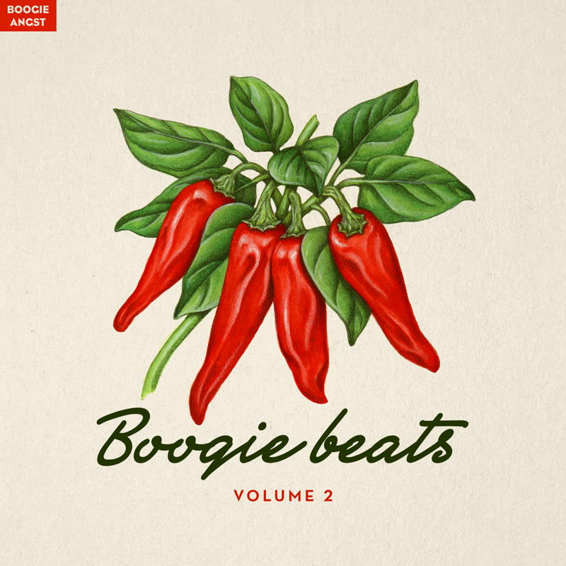 "Various/BOOGIE BEATS VOL. 2 12"""