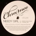 Chromeo/NEEDY GIRLS REMIXES 12""