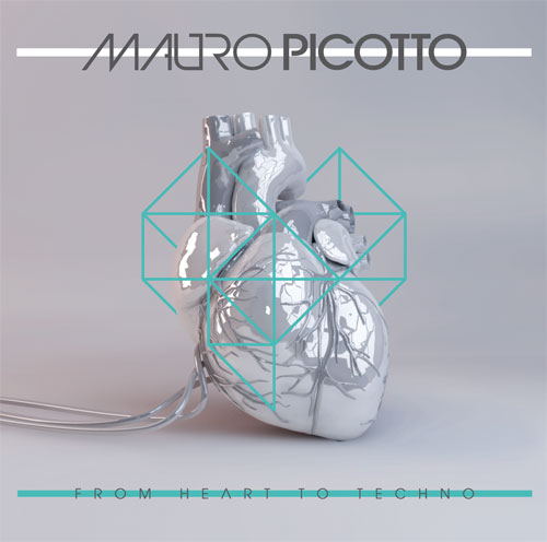 Mauro Picotto/FROM HEART TO TECHNO CD