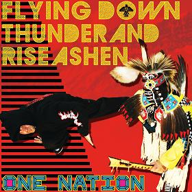Rise Ashen & Flying Down/ONE NATION CD