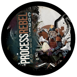 Process Rebel/CODE FUSION EP 12""