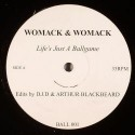 Womack & Womack/LIFE IS (BLACKBEARD) 12""