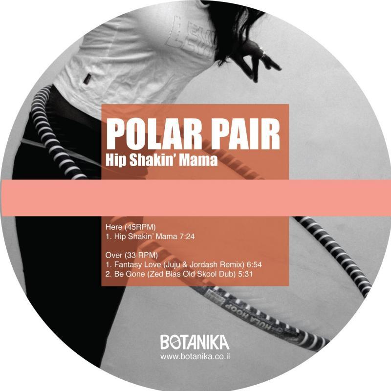 """Polar Pair/HIP SHAKIN MAMA 12"""""""