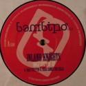 "Inland Knights/HALF STEPPIN EP 12"""
