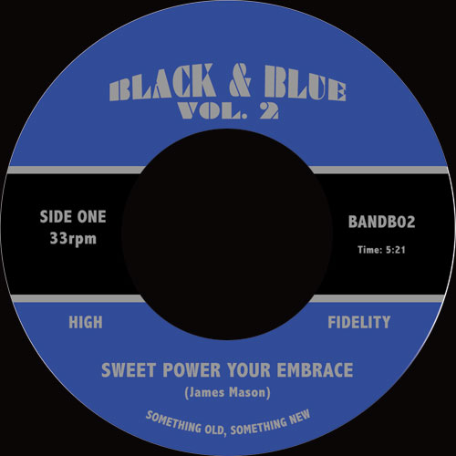 James Mason/SWEET POWER OF YOUR... 7""