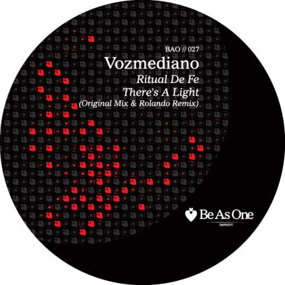 Vozmediano/THERE'S A LIGHT - ROLANDO 12""