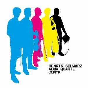 Henrik Schwarz & Alma Quartet/CCMYK LP