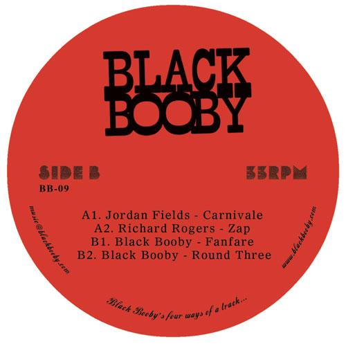 """Jordan Fields/CARNIVALE 12"""""""