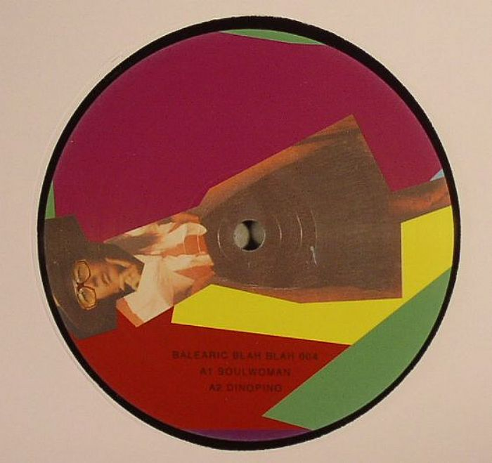 "KBE/BALEARIC BLAH BLAH EP #4 12"""