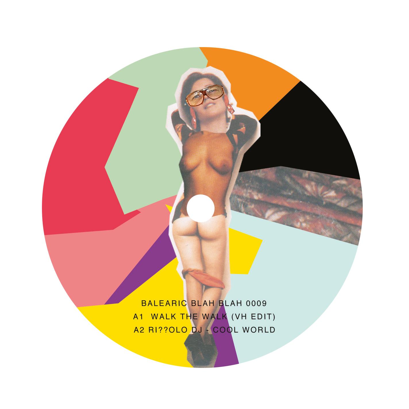 "KBE/BALEARIC BLAH BLAH EP #9 12"""