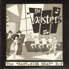 Toasters/EAST SIDE BEAT 7""