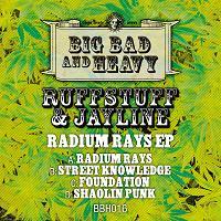 "Ruffstuff & Jayline/RADIUM RAYS... 12"""