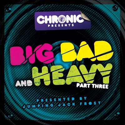 """Various/BIG BAD & HEAVY VOL. 3 EP D12"""""""