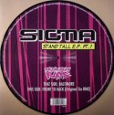 """Sigma/STAND TALL EP #1 (PIC DISC) 12"""""""