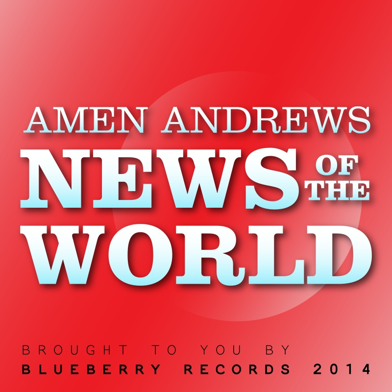 Amen Andrews (Luke Vibert)/NEWS OF.. 12""