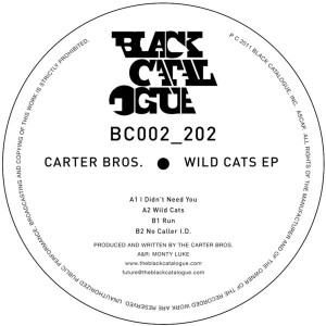 Carter Bros/WILD CATS EP 12""