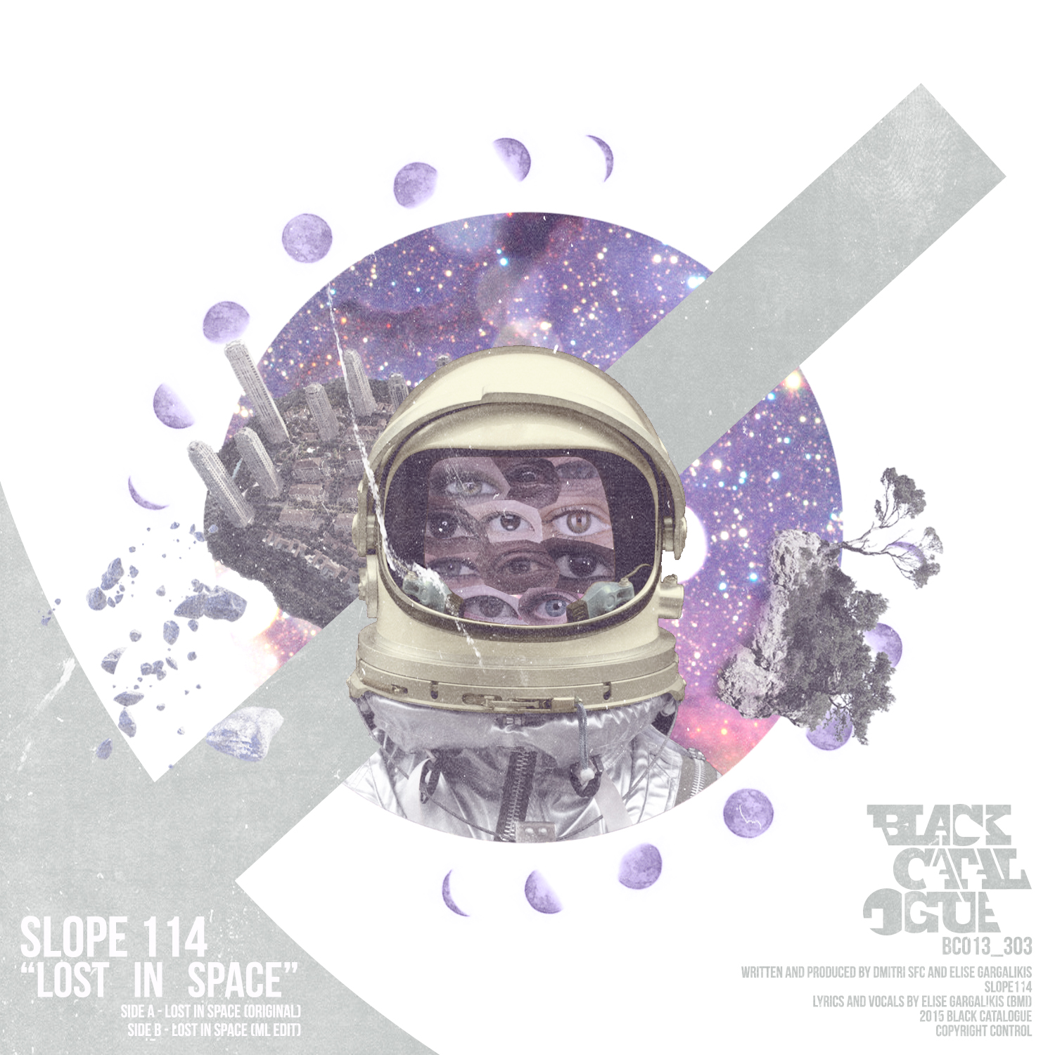 Slope 114/LOST IN SPACE 12""