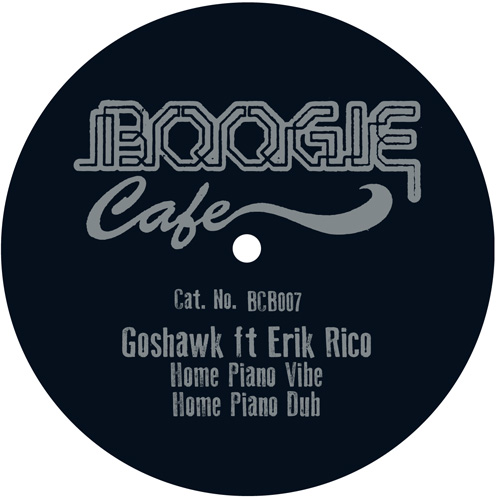 Goshawk ft. Erik Rico/HOME 12""